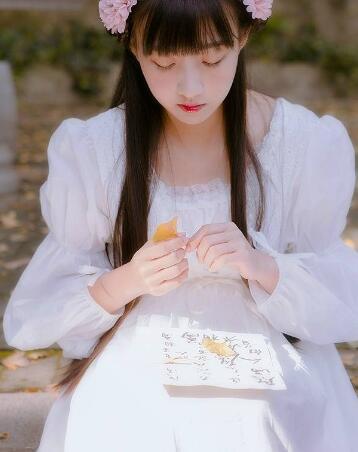 女生头像小清新 可爱;超好看仙气女生头像 仙气飘飘